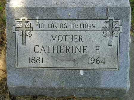 DENEVAN, CATHERINE E. - Kingsbury County, South Dakota   CATHERINE E. DENEVAN - South Dakota Gravestone Photos
