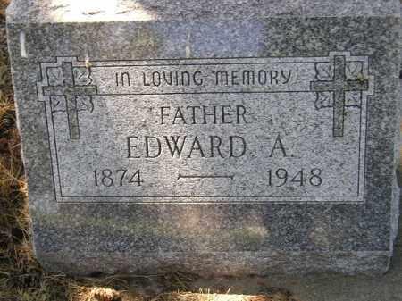 DENEVAN, EDWARD A. - Kingsbury County, South Dakota   EDWARD A. DENEVAN - South Dakota Gravestone Photos