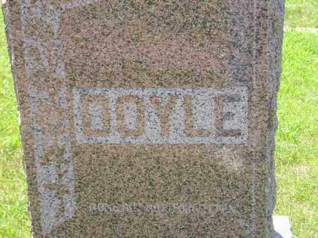 DOYLE, FAMILY STONE - Kingsbury County, South Dakota | FAMILY STONE DOYLE - South Dakota Gravestone Photos