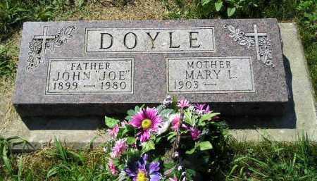 DOYLE, JOHN - Kingsbury County, South Dakota | JOHN DOYLE - South Dakota Gravestone Photos