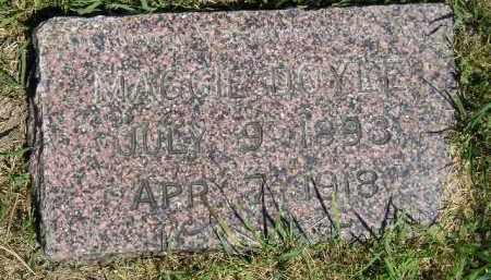 DOYLE, MAGGIE - Kingsbury County, South Dakota | MAGGIE DOYLE - South Dakota Gravestone Photos