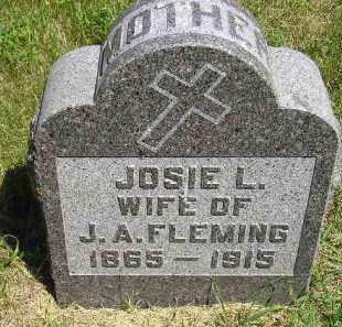 FLEMING, JOSIE L. - Kingsbury County, South Dakota | JOSIE L. FLEMING - South Dakota Gravestone Photos