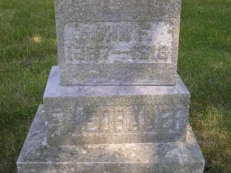 FRIEDBAUER, JOHN F. - Kingsbury County, South Dakota | JOHN F. FRIEDBAUER - South Dakota Gravestone Photos