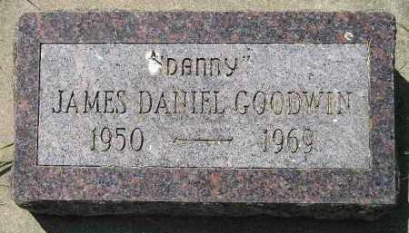 GOODWIN, JAMES DANIEL - Kingsbury County, South Dakota | JAMES DANIEL GOODWIN - South Dakota Gravestone Photos