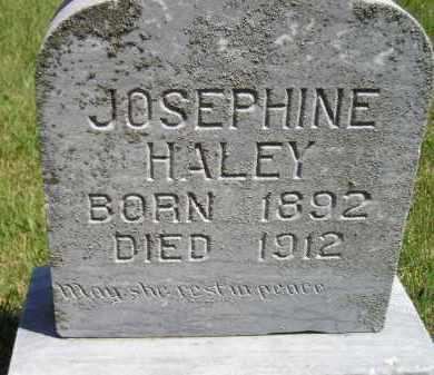 HALEY, JOSEPHINE - Kingsbury County, South Dakota | JOSEPHINE HALEY - South Dakota Gravestone Photos