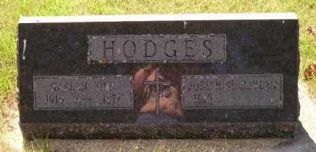 HODGES, HARLAN JOHN - Kingsbury County, South Dakota | HARLAN JOHN HODGES - South Dakota Gravestone Photos