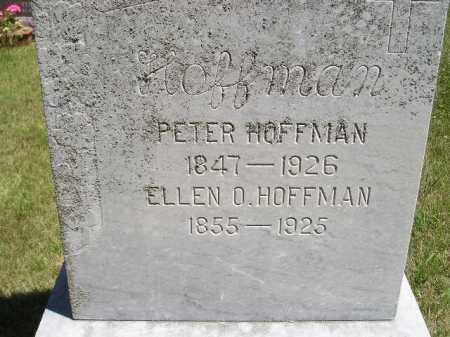 HOFFMAN, PETER - Kingsbury County, South Dakota | PETER HOFFMAN - South Dakota Gravestone Photos