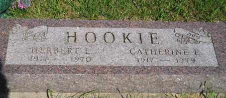 HOOKIE, HERBERT L. - Kingsbury County, South Dakota | HERBERT L. HOOKIE - South Dakota Gravestone Photos