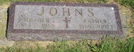JOHNS, ELLEN J. - Kingsbury County, South Dakota | ELLEN J. JOHNS - South Dakota Gravestone Photos