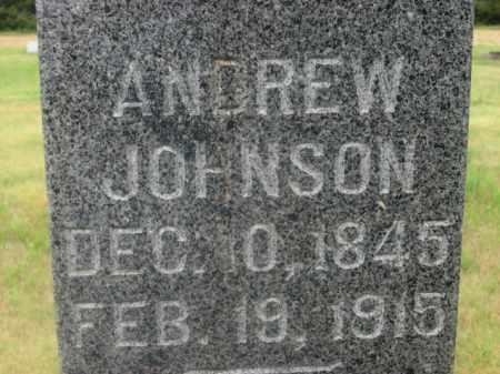 JOHNSON, ANDREW - Kingsbury County, South Dakota | ANDREW JOHNSON - South Dakota Gravestone Photos