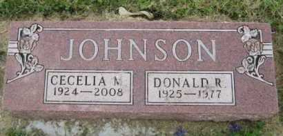 JOHNSON, CECELIA M - Kingsbury County, South Dakota | CECELIA M JOHNSON - South Dakota Gravestone Photos