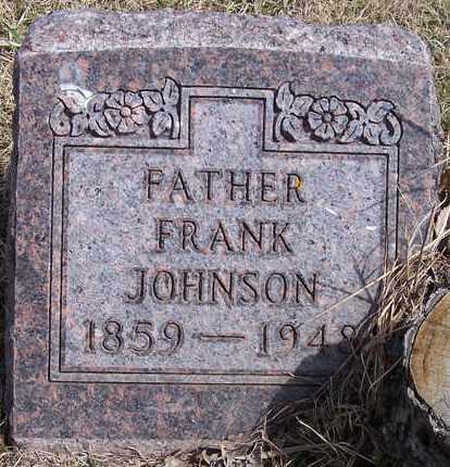 JOHNSON, FRANK - Kingsbury County, South Dakota   FRANK JOHNSON - South Dakota Gravestone Photos