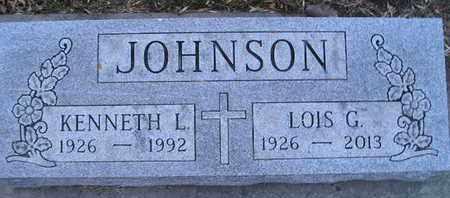 JOHNSON, LOIS G - Kingsbury County, South Dakota | LOIS G JOHNSON - South Dakota Gravestone Photos