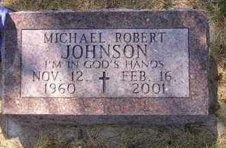 JOHNSON, MICHAEL ROBERT - Kingsbury County, South Dakota | MICHAEL ROBERT JOHNSON - South Dakota Gravestone Photos