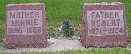 JOHNSON, MINNIE - Kingsbury County, South Dakota | MINNIE JOHNSON - South Dakota Gravestone Photos