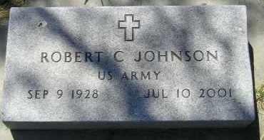 JOHNSON, ROBERT C. - Kingsbury County, South Dakota   ROBERT C. JOHNSON - South Dakota Gravestone Photos