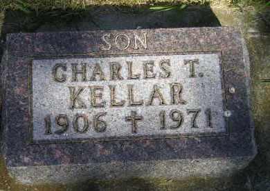 KELLAR, CHARLES T. - Kingsbury County, South Dakota   CHARLES T. KELLAR - South Dakota Gravestone Photos