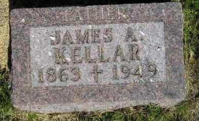KELLAR, JAMES A. - Kingsbury County, South Dakota | JAMES A. KELLAR - South Dakota Gravestone Photos
