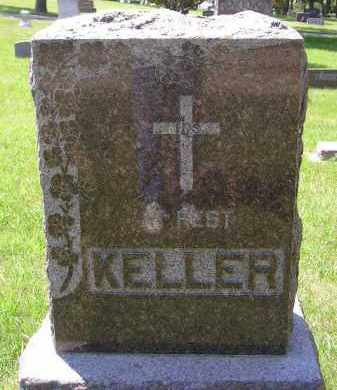KELLER, FAMILY STONE - Kingsbury County, South Dakota | FAMILY STONE KELLER - South Dakota Gravestone Photos