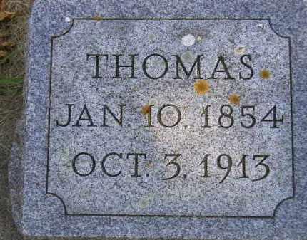 KELLEY, THOMAS - Kingsbury County, South Dakota | THOMAS KELLEY - South Dakota Gravestone Photos