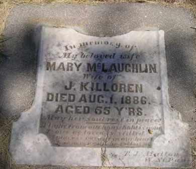 KILLOREN, MARY - Kingsbury County, South Dakota | MARY KILLOREN - South Dakota Gravestone Photos