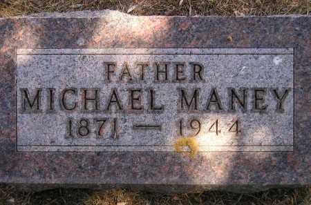 MANEY, MICHAEL - Kingsbury County, South Dakota | MICHAEL MANEY - South Dakota Gravestone Photos