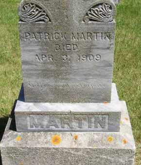 MARTIN, PATRICK - Kingsbury County, South Dakota | PATRICK MARTIN - South Dakota Gravestone Photos