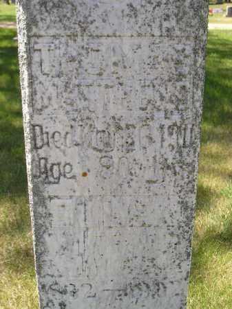MATTHEWS, ELLEN - Kingsbury County, South Dakota | ELLEN MATTHEWS - South Dakota Gravestone Photos
