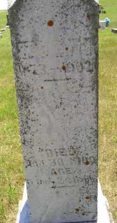MATTHEWS, THOMAS J. - Kingsbury County, South Dakota   THOMAS J. MATTHEWS - South Dakota Gravestone Photos
