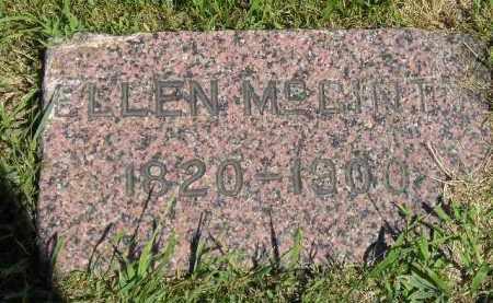 MCGINT, ELLEN - Kingsbury County, South Dakota | ELLEN MCGINT - South Dakota Gravestone Photos