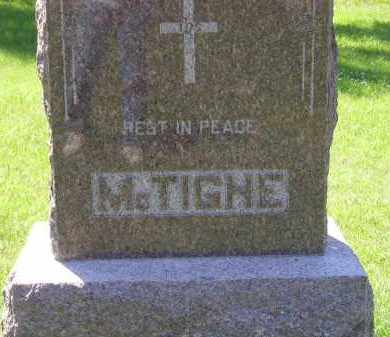 MCTIGHE, FAMILY STONE - Kingsbury County, South Dakota | FAMILY STONE MCTIGHE - South Dakota Gravestone Photos