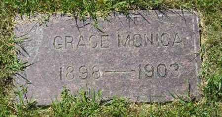 MCTIGHE, GRACE MONICA - Kingsbury County, South Dakota | GRACE MONICA MCTIGHE - South Dakota Gravestone Photos