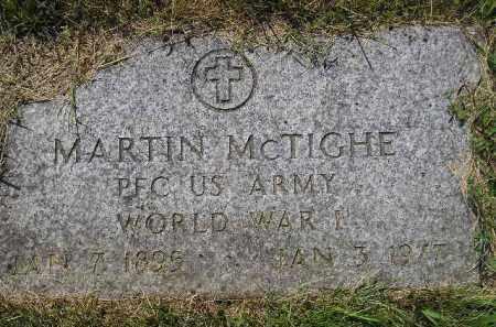 MCTIGHE, MARTIN - Kingsbury County, South Dakota   MARTIN MCTIGHE - South Dakota Gravestone Photos