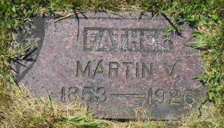 MCTIGHE, MARTIN V. - Kingsbury County, South Dakota   MARTIN V. MCTIGHE - South Dakota Gravestone Photos
