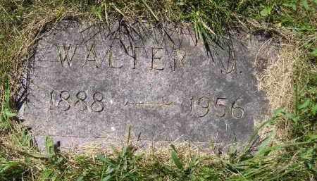 MCTIGHE, WALTER J. - Kingsbury County, South Dakota | WALTER J. MCTIGHE - South Dakota Gravestone Photos