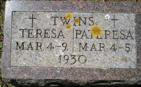 MILKS, TERESA - Kingsbury County, South Dakota | TERESA MILKS - South Dakota Gravestone Photos
