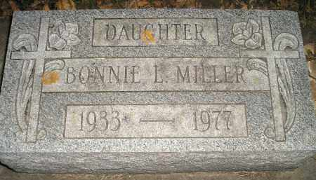 MILLER, BONNIE L - Kingsbury County, South Dakota | BONNIE L MILLER - South Dakota Gravestone Photos