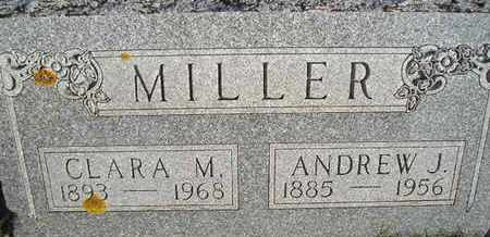 MILLER, CLARA M - Kingsbury County, South Dakota | CLARA M MILLER - South Dakota Gravestone Photos