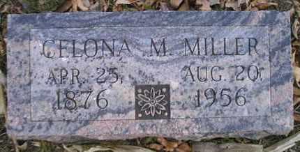MILLER, CELONA M - Kingsbury County, South Dakota | CELONA M MILLER - South Dakota Gravestone Photos
