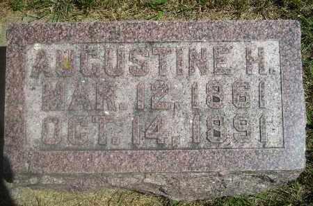 MULLEN, AUGUSTINE H. - Kingsbury County, South Dakota | AUGUSTINE H. MULLEN - South Dakota Gravestone Photos