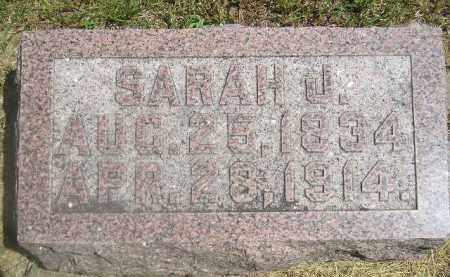 MULLEN, SARAH J. - Kingsbury County, South Dakota | SARAH J. MULLEN - South Dakota Gravestone Photos