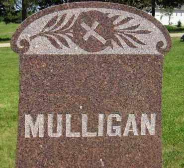 MULLIGAN, FAMILY STONE - Kingsbury County, South Dakota   FAMILY STONE MULLIGAN - South Dakota Gravestone Photos