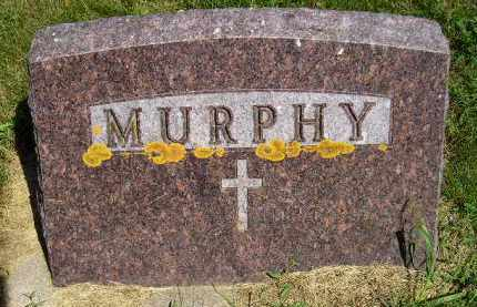 MURPHY, FAMILY STONE - Kingsbury County, South Dakota | FAMILY STONE MURPHY - South Dakota Gravestone Photos