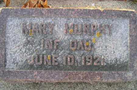 MURPHY, MARY - Kingsbury County, South Dakota   MARY MURPHY - South Dakota Gravestone Photos