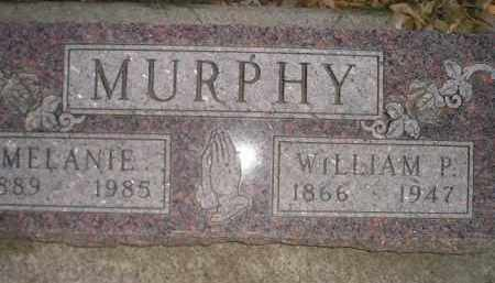 MURPHY, MELANIE - Kingsbury County, South Dakota   MELANIE MURPHY - South Dakota Gravestone Photos