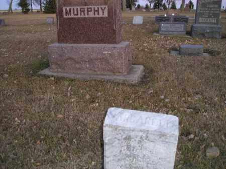 MURPHY, STONES - Kingsbury County, South Dakota | STONES MURPHY - South Dakota Gravestone Photos