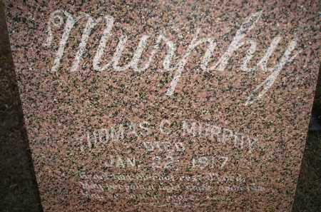 MURPHY, THOMAS C - Kingsbury County, South Dakota | THOMAS C MURPHY - South Dakota Gravestone Photos