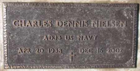 NIELSEN, CHARLES DENNIS (MILITARY) - Kingsbury County, South Dakota | CHARLES DENNIS (MILITARY) NIELSEN - South Dakota Gravestone Photos