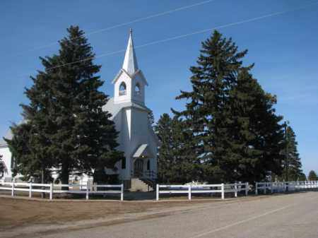 *NORTH PRESTON, CHURCH - Kingsbury County, South Dakota   CHURCH *NORTH PRESTON - South Dakota Gravestone Photos