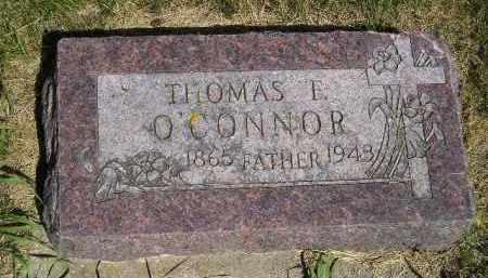 O'CONNOR, THOMAS F - Kingsbury County, South Dakota | THOMAS F O'CONNOR - South Dakota Gravestone Photos